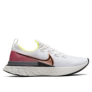 Nike Nike React Infinity Run Fk Platinum Tint/Black-Pink B 43