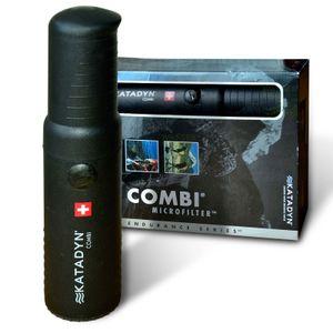 Wasserfilter Katadyn Combi Filter Plus Schwarz Wasseraufbereitung
