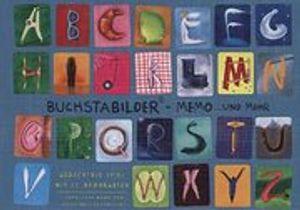 Buchstabilder-Memo (Spiel)