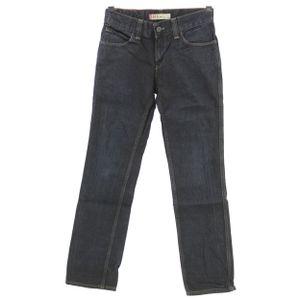 #5122 Levis, 511,  Herren Jeans Hose, Denim ohne Stretch, darkblue used, W 31 L 32