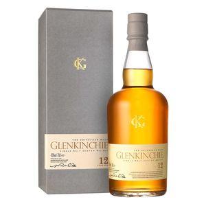 Glenkinchie 12 Jahre Single Malt Scotch Whisky in Geschenkpackung | 43 % vol | 0,7 l