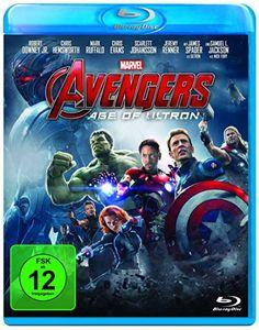 Avengers - Age of Ultron [Blu-ray]