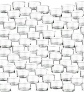 Teelichthalter Glas 60x