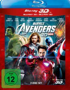 The Avengers (3D Vers.)