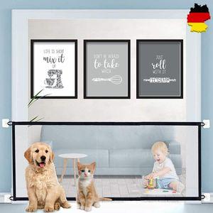 Treppenschutzgitter für Baby Hunde Katzen Faltbar Türschutzgitter Schutzgitter,Baby Sicherheit Net