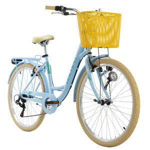 Cityrad 6-Gänge Cantaloupe 26 Zoll KS Cycling 507C, 508C, 509C