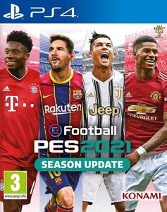 eFootball PES 2021 [FR IMPORT]