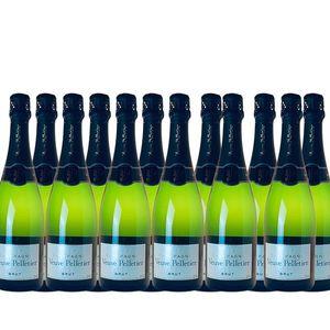 Champagner Veuve Pelletier brut (12x0,75l)