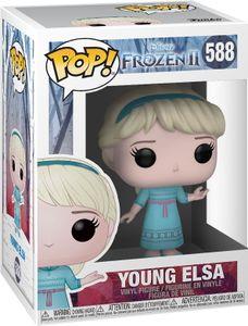 Disney Frozen 2 - Junge Elsa 588 - Funko Pop! - Vinyl Figur