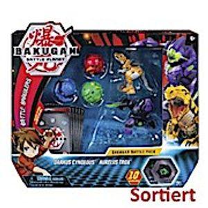 Spin Master 55009 BTB Bakugan Battle Pack - sortiert