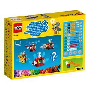 LEGO® Classic LEGO® Bausteine-Set - Zahnräder 10712