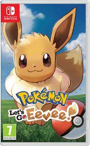 Nintendo Switch Spiel Pokemon: Let`s GO Eevee!