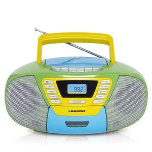 Blaupunkt Boombox mit Kassettenlaufwerk und Bluetooth B120MC