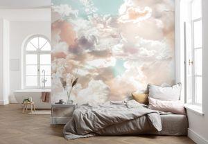 "Komar Vlies Fototapete ""Mellow Clouds"" - Größe: 350 x 250 cm (Breite x Höhe), 7 Bahnen"