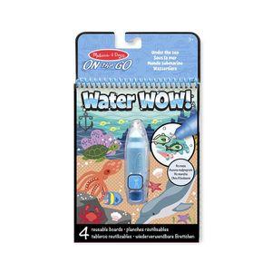 Water Wow! Malblock - Unter Wasser