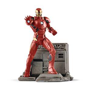 Schleich - Tierfiguren, Iron Man; 21501