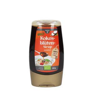 borchersKokosblütensirup   Naturbelassen  Qualität   Zum Süßen und Verfeinern   250 g