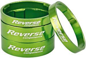 Reverse Ultra Light Spacer Set grün