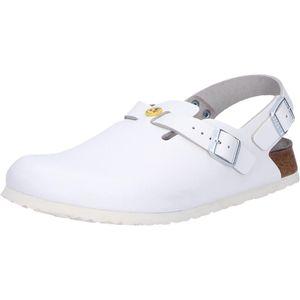 Birkenstock Tokio Schuhe ESD weiß Damen Gr. 38