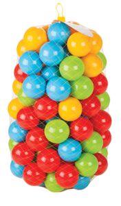 Jamara Bälle für Bällepool Happy Balls 90mm; 460267