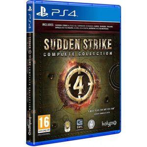 Sudden Strike 4 Schließe das PS4-Spiel ab