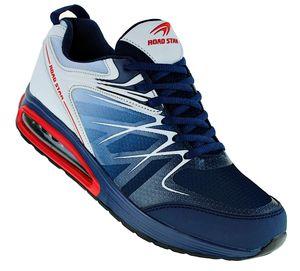 Art 855 Neon Turnschuhe Schuhe Sneaker Sportschuhe Luftpolstersohle Herren, Schuhgröße:41