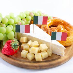 Zahnstocher Italien, 50 Stück