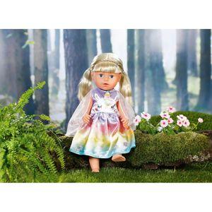 ZAPF 829301 BABY born® Einhorn Feen Outfit 43 cm