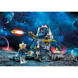 Galaxy Police-Roboter