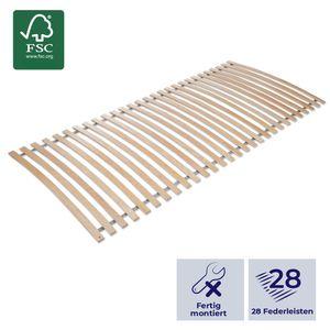 Rollrost 120x200 - Lattenrost 120x200 - mit 28 Leisten - fertig montiert -  - Rollrost für alle Betten - Rollrost 120x200cm - Lattenrost für alle Betten - Lattenrost 120x200cm - Rolllattenrost 120x200 - Bettgestell 120x200 - Lattenrost 120x200 - Rollrost 120x200 - Rollattenrost - Lattenrost - Rollrost