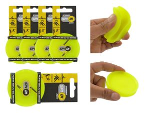 Kögler 5 x Spinning Disc SpiDi fliegende Wurfscheibe MINI Frisbee Gummischeibe Ø 6,5 cm