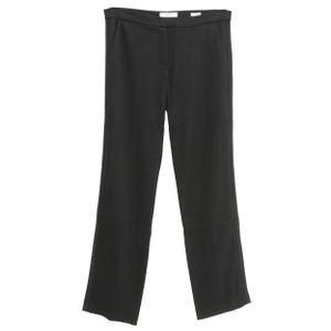 22484 Gerry Weber, Classic Fit,  Damen Jeans Hose, Popeline Stretch, schwarz, D 38 Inch 29 L 32