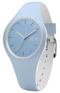 Ice-Watch DUO.WES.S.S.16 ICE duo White Sage Small Uhr Damenuhr blau