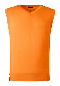 Strickweste agon Orange 50/M