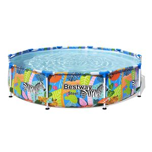 Bestway Steel Pro™ Frame Pool, rund, 305x66cm, 56985