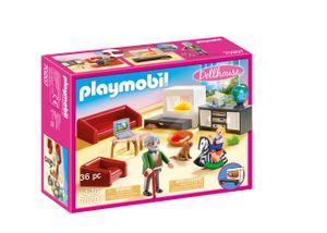 PLAYMOBIL Dollhouse 70207 Gemütliches Wohnzimmer