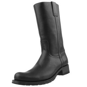 Sendra Herren Stiefel 3165 Schwarz, Schuhgröße:EUR 43