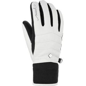Reusch Skihandschuhe Damen  Thais - 1101 white / black / 8