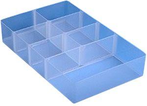 Really Useful Box Einsatz für Aufbewahrungsbox 7 Fächer