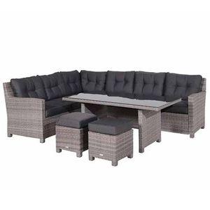 Garden Impressions Blue Bird Lounge-Dining Set  Lounge Set