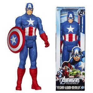 29cm Marvel The Avengers Superheld ActionFigur Figuren Spielzeug Captain America