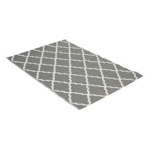 Outdoor-Teppich,ca. 200x0,5x150 cm grau