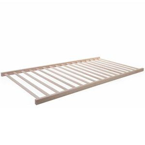 CHILDHOME Lattenrost für Betten 140x70 cm Natur B140TIPIMF