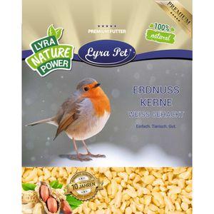 25 kg Lyra Pet® Erdnusskerne weiß gehackt HK Afrika