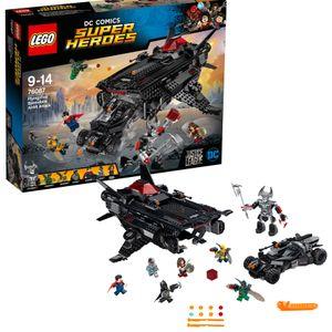 LEGO® DC Universe Super Heroes™ Flying Fox: Batmobil-Attacke aus der Luft 76087