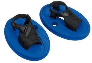 Beco Beermann Aquafitness Power-Sandale Aqua Twin rot oder blau, Größe:42-46 blau