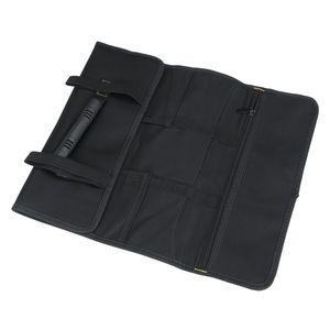 Profi Werkzeugrolle Werkzeugrolltasche Taschen Toolkit Rolltasche 22 Fächer -Black