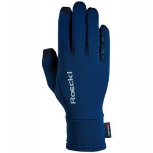ROECKL Reit Handschuhe WELDON, marine, 7,5