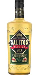Salitos Tequila Gold Mexiko   38 % vol   0,7 l