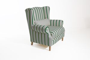 Max Winzer Harvey Big-Sessel - Farbe: grün - Maße: 115 cm x 95 cm x 117 cm; 30001-1100-2077803-2077903-F01